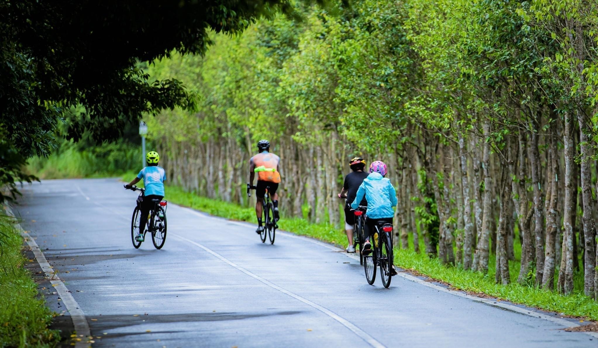運動旅遊可以親近自然與鄉村、遠離群聚風險,是隔離後舒展身心之首選。