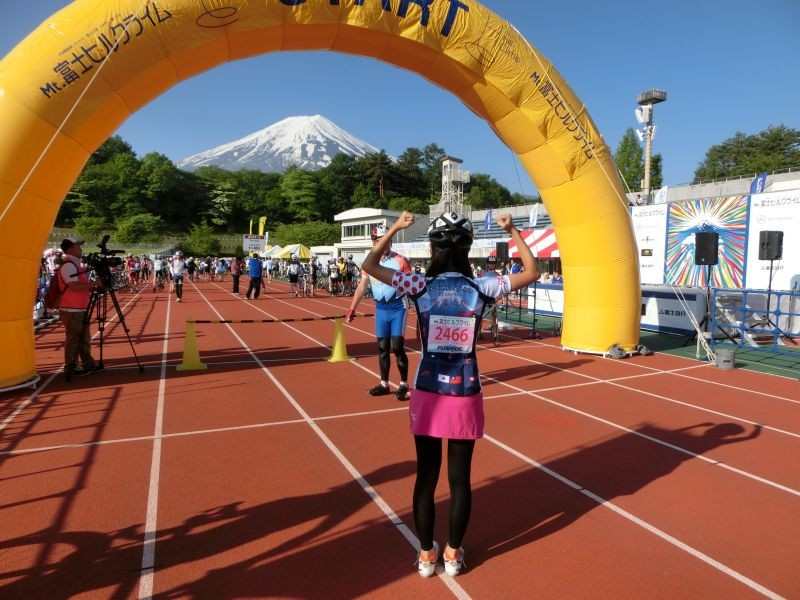 起點會場:富士北麓公園