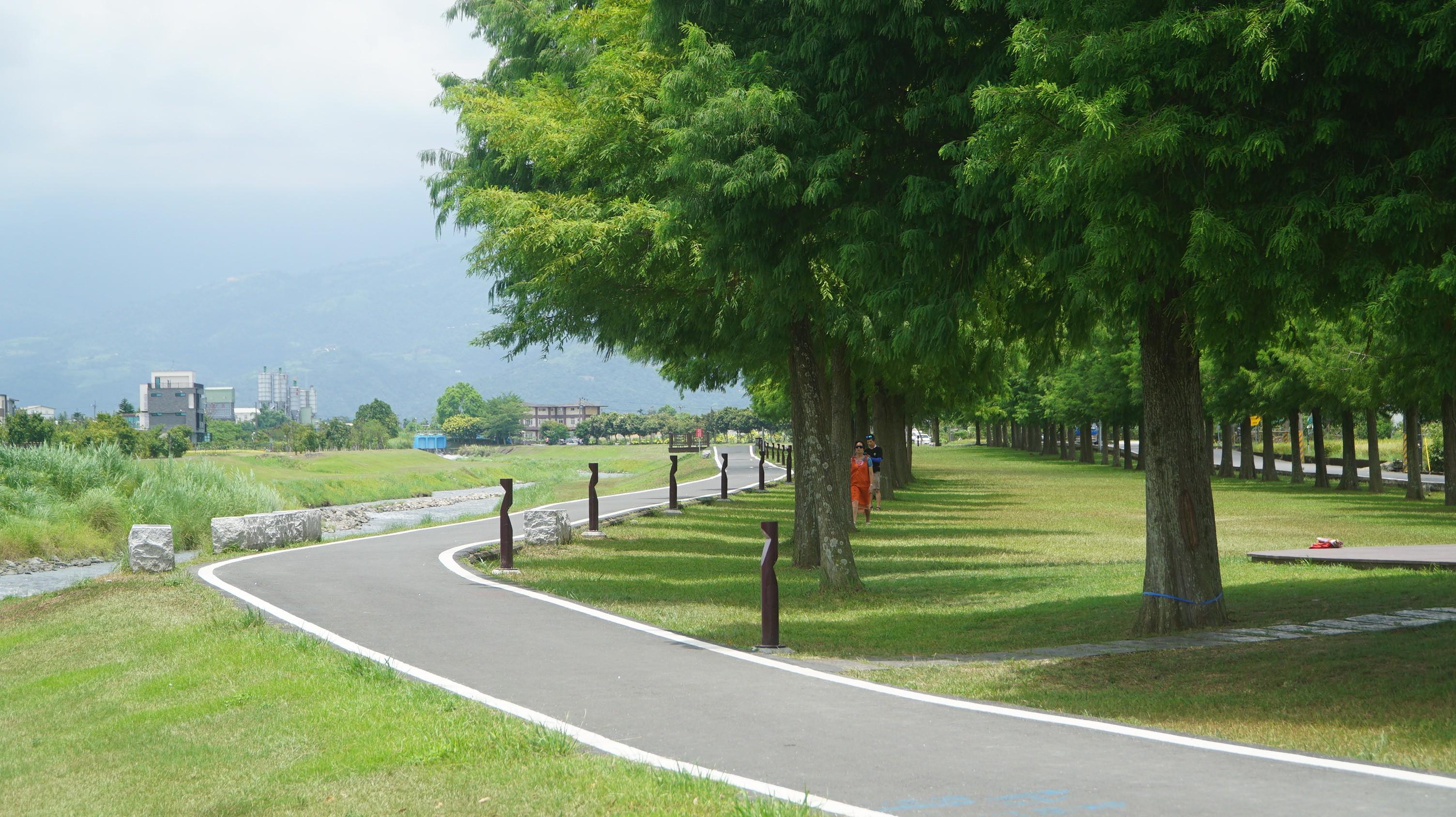 宜蘭 三星 安農溪自行車道